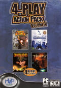 4-Play Action Pack (Volume 1) Windows Front Cover
