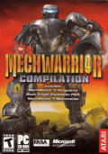 MechWarrior 4 Compilation Windows Front Cover