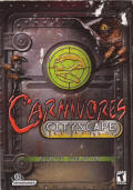 Carnivores: Cityscape Windows Front Cover