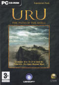 Uru: The Path of the Shell Windows Front Cover