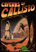 Caverns of Callisto Atari 8-bit Front Cover