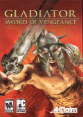Gladiator: Sword of Vengeance Windows Front Cover