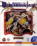 Descent to Undermountain DOS Front Cover