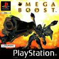 Omega Boost PlayStation Front Cover