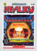 Alternate Reality: The City Commodore 64 Front Cover
