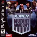 X-Men: Mutant Academy PlayStation Front Cover