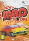 Mad Tracks Wii Front Cover