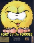 Fury of the Furries DOS Front Cover