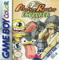 Monster Rancher Explorer Game Boy Color Front Cover