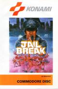 Jail Break Commodore 64 Front Cover