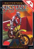 Kikstart: Off-Road Simulator Commodore 64 Front Cover