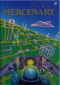 Mercenary Commodore 64 Front Cover
