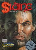 Sláine, the Celtic Barbarian Commodore 64 Front Cover