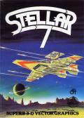 Stellar 7 Commodore 64 Front Cover