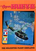 Super Huey II Commodore 64 Front Cover