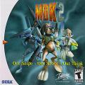MDK 2 Dreamcast Front Cover