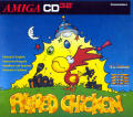 Alfred Chicken Amiga CD32 Front Cover
