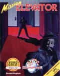 Mission Elevator Amstrad CPC Front Cover