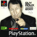 Alex Ferguson's Player Manager 2001 PlayStation Front Cover