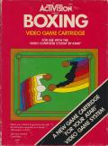 Boxing Atari 2600 Front Cover
