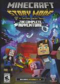 Minecraft: Story Mode Windows Front Cover