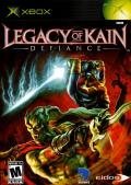 Legacy of Kain: Defiance Xbox Front Cover
