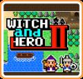 Witch and Hero II Nintendo Switch Front Cover