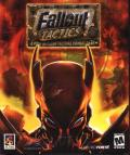 Fallout Tactics: Brotherhood of Steel Windows Front Cover
