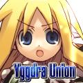 Yggdra Union: We'll Never Fight Alone iPad Front Cover