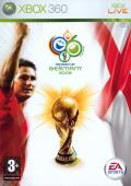 FIFA World Cup: Germany 2006 Xbox 360 Front Cover