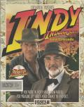Indiana Jones and The Last Crusade: The Graphic Adventure Macintosh Front Cover