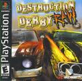 Destruction Derby Raw PlayStation Front Cover