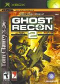 Tom Clancy's Ghost Recon 2: 2011 - Final Assault Xbox Front Cover