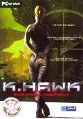 K. Hawk: Survival Instinct Windows Front Cover
