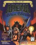 The Elder Scrolls: Arena (Deluxe Edition) DOS Front Cover