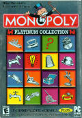 Monopoly Platinum Collection Windows Front Cover