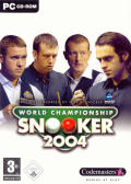 World Championship Snooker 2004 Windows Front Cover