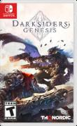 Darksiders: Genesis Nintendo Switch Front Cover