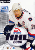 NHL 2005 Windows Front Cover