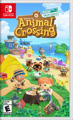 Animal Crossing: New Horizons Nintendo Switch Front Cover