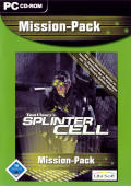 Tom Clancy's Splinter Cell: Mission-Pack Windows Front Cover
