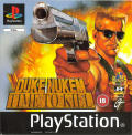 Duke Nukem: Time to Kill PlayStation Front Cover
