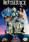 Beetlejuice NES Front Cover