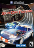 GrooveRider: Slot Car Thunder GameCube Front Cover