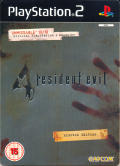 Resident Evil 4 (Limited Edition) PlayStation 2 Front Cover