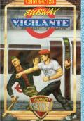 Subway Vigilante Commodore 64 Front Cover
