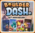 Boulder Dash: 30th Anniversary Nintendo Switch Front Cover 1st version
