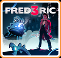 Fred3ric Nintendo Switch Front Cover 1st version