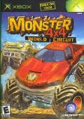 Monster 4x4: World Circuit Xbox Front Cover