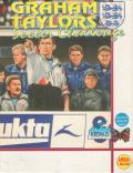 Graham Taylor's Soccer Challenge Amiga Front Cover